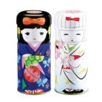 Cofre Bote de Té Geisha 2uds 125gr