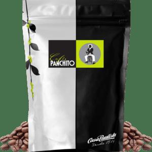 Bolsa de café recién tostado