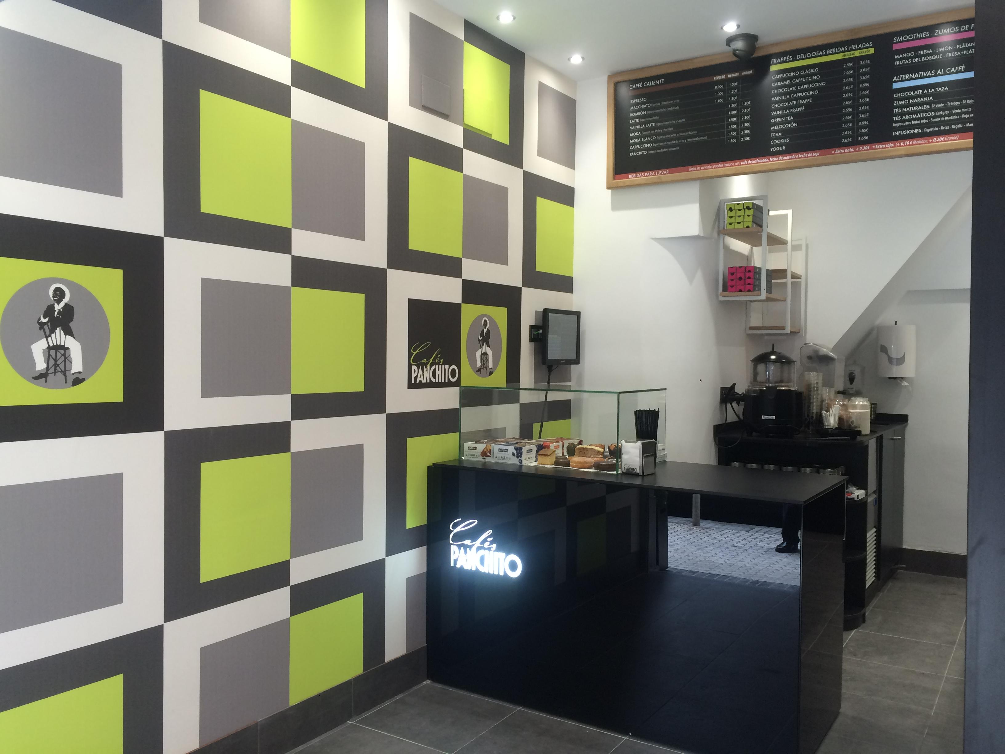 CAFES PANCHITO inaugura un nuevo establecimiento en su ciudad