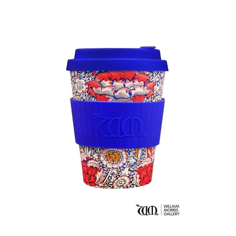 Vaso de bambú azulón ECOFFEECUP